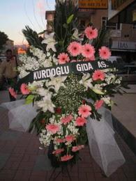 kazablanka,gerbera,sebboy ferforje  Eskişehir 14 şubat sevgililer günü çiçek