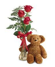 oyuncak ve güller tanzim   Eskişehir çiçek siparişi vermek