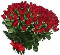 51 adet kirmizi gül buketi  Eskişehir çiçek online çiçek siparişi