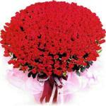 Eskişehir hediye çiçek yolla  1001 adet kirmizi gülden çiçek tanzimi