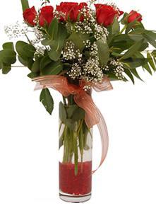 9 gül sevdiklerinize  Eskişehir online çiçek gönderme sipariş