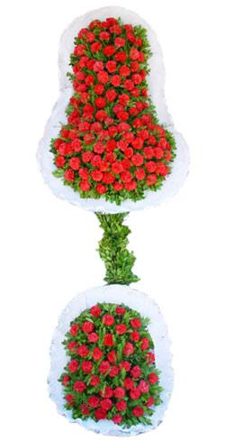 Dügün nikah açilis çiçekleri sepet modeli  Eskişehir güvenli kaliteli hızlı çiçek