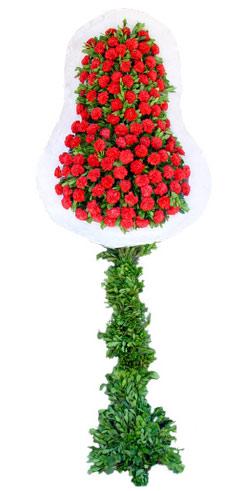 Dügün nikah açilis çiçekleri sepet modeli  Eskişehir çiçek siparişi sitesi