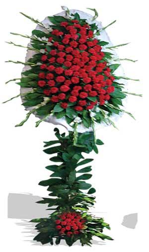 Dügün nikah açilis çiçekleri sepet modeli  Eskişehir internetten çiçek satışı