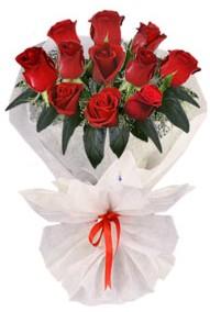 11 adet gül buketi  Eskişehir çiçek servisi , çiçekçi adresleri  kirmizi gül