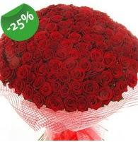 151 adet sevdiğime özel kırmızı gül buketi  Eskişehir anneler günü çiçek yolla
