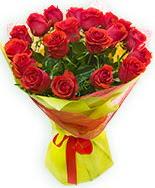 19 Adet kırmızı gül buketi  Eskişehir çiçek mağazası , çiçekçi adresleri
