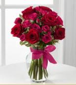 21 adet kırmızı gül tanzimi  Eskişehir yurtiçi ve yurtdışı çiçek siparişi