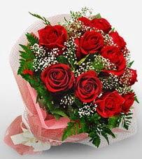 12 adet kırmızı güllerden kaliteli gül  Eskişehir çiçek mağazası , çiçekçi adresleri