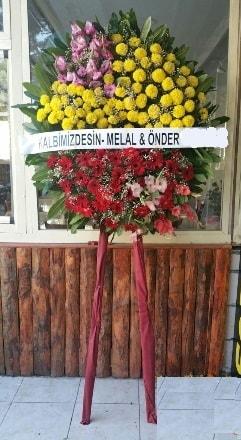 Eskişehir İnternetten çiçek siparişi  Cenaze çiçek modeli