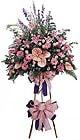 Eskişehir çiçek , çiçekçi , çiçekçilik   Ferforje Pembe kazablanka