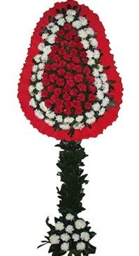 Çift katlı düğün nikah açılış çiçek modeli  Eskişehir 14 şubat sevgililer günü çiçek