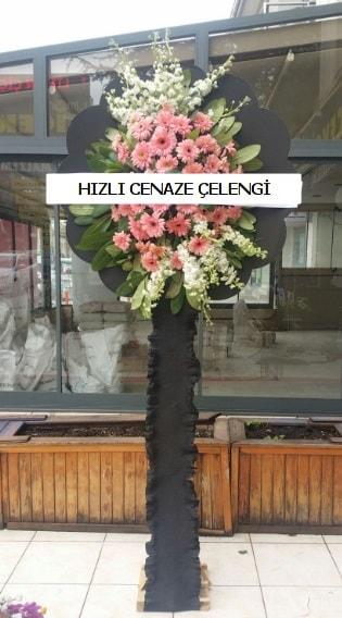 Hızlı cenaze çiçeği çelengi  Eskişehir çiçekçiler