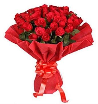 41 adet gülden görsel buket  Eskişehir online çiçek gönderme sipariş