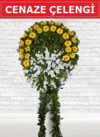 Cenaze Çelengi cenaze çiçeği  Eskişehir internetten çiçek satışı