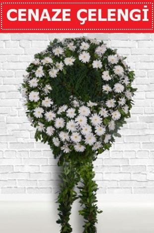 Cenaze Çelengi cenaze çiçeği  Eskişehir çiçekçiler