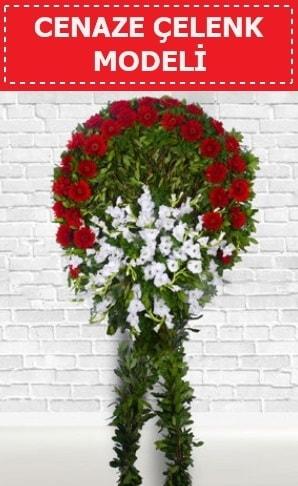 Cenaze Çelengi cenaze çiçeği  Eskişehir çiçek siparişi vermek
