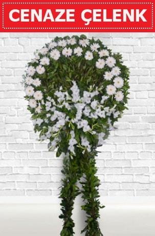 Cenaze Çelenk cenaze çiçeği  Eskişehir online çiçek gönderme sipariş