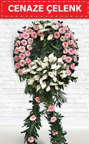 Çelenk Cenaze çiçeği  Eskişehir uluslararası çiçek gönderme