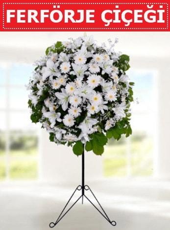 Ferförje aranjman çiçeği  Eskişehir cicekciler , cicek siparisi
