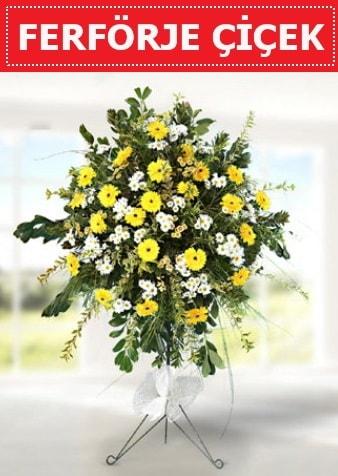 Ferförje çiçeği modeli  Eskişehir internetten çiçek satışı