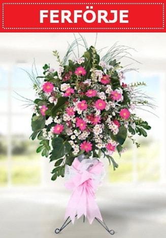 Ferförje düğün nikah açılış çiçeği  Eskişehir çiçekçiler